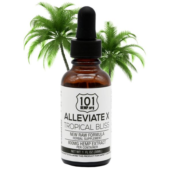 CBD Sublingual Oil