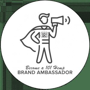 101 Hemp Brand Ambassador